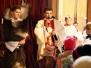 Mecz Węgrów Klasztor - Klerycy 12.12.2015