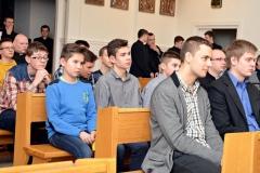 Adoracja dla młodzieży 18.02.2016 20